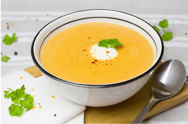 light soup tomato