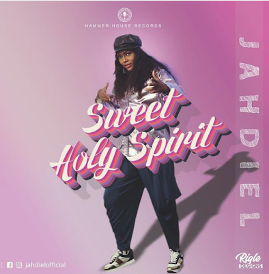Jahdiel - Sweet Holy Spirit Audio