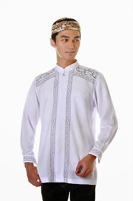 Model Baju Muslim Pria Modern Terbaru