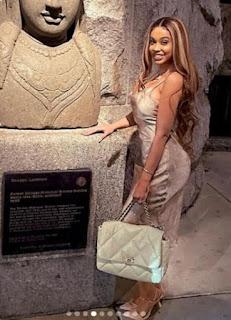 Dwyane Haskins Wife Kalabrya Gondrezick