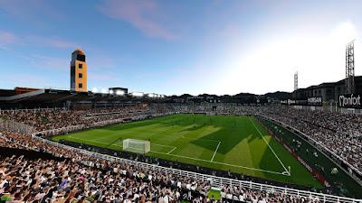 PES 2021 Stadium Nou Estadi Castàlia