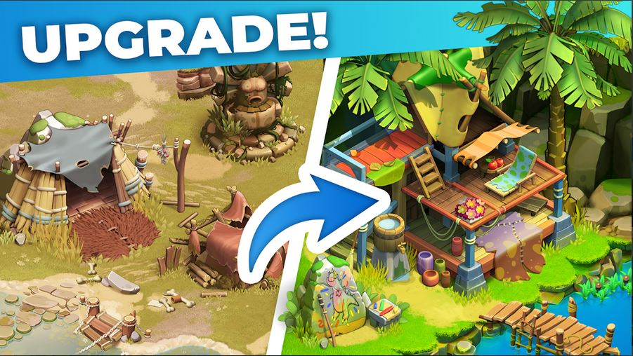 download Family Island MOD APK (Unlimited Diamonds/Energy/Money) 3