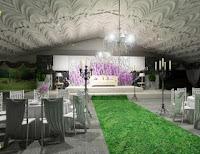 Lugar De La Boda Garden Wedding @Puchong