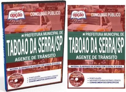 apostila-concurso-prefeitura-de-taboao-da-serra-agente-de-transito