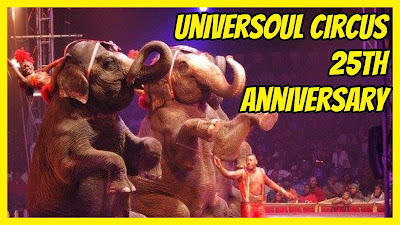 Universoul Circus 25th Anniversary Tour! #Buffalo #BestCircusEver #Vlog| PrettyPRChickTV