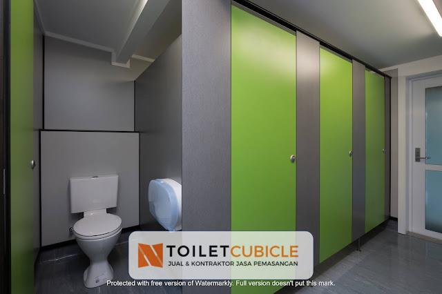 jual toilet cubicle sekolah Bandung