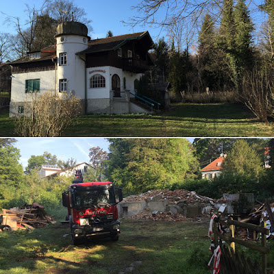 Ehemalige Villa Margret am Ammersee