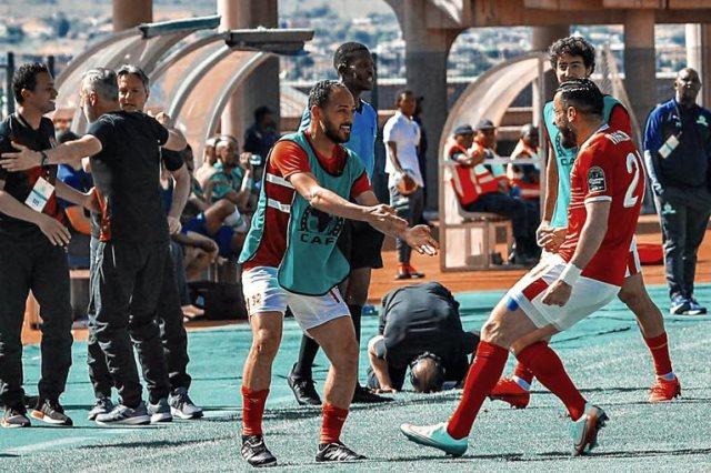 مباريات نصف نهائي دوري ابطال افريقيا