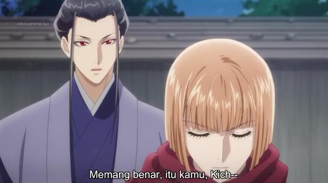 Kochouki: Wakaki Nobunaga Episode 11 Subtitle Indonesia
