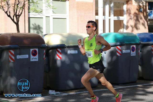 Carles Montllor vencedor de la Cursa Vila Olímpica 2017 - 10K