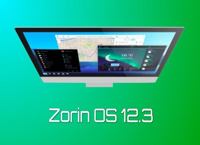 ✅ ZorinOS Ultimate v12.3【 X64 Bits 】Español [ UL - FF ] Zorin-os-12.3
