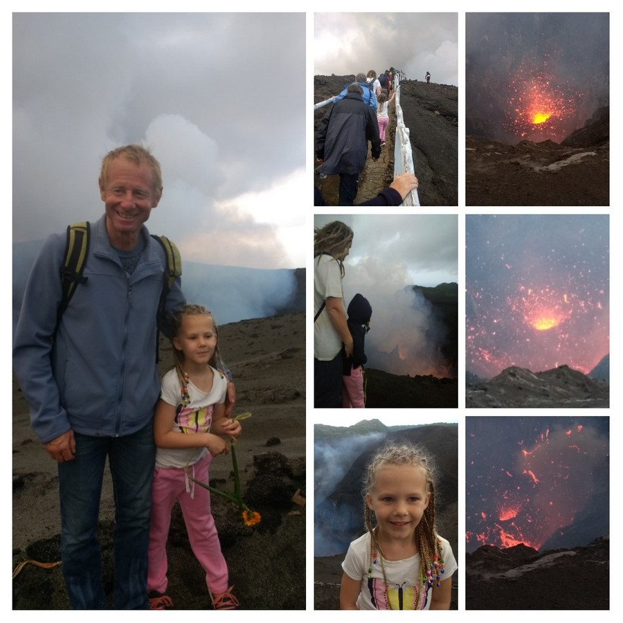 0e80f5c8 A once in a lifetime experience - standing on the edge of Mt Yasur as it  erupts