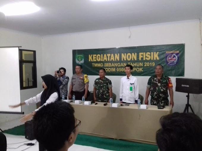 Ratusan Siswa SMK Dapat Penyuluhan Cara Menjadi Anggota TNI