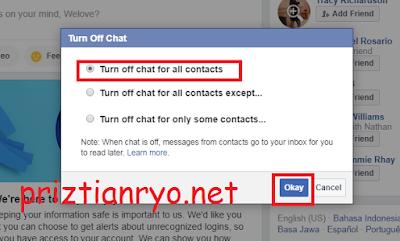 Cara Agar Terlihat Offline di Facebook Padahal Sedang Online