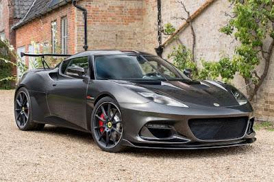 Lotus Evora GT430 (2017) Front Side