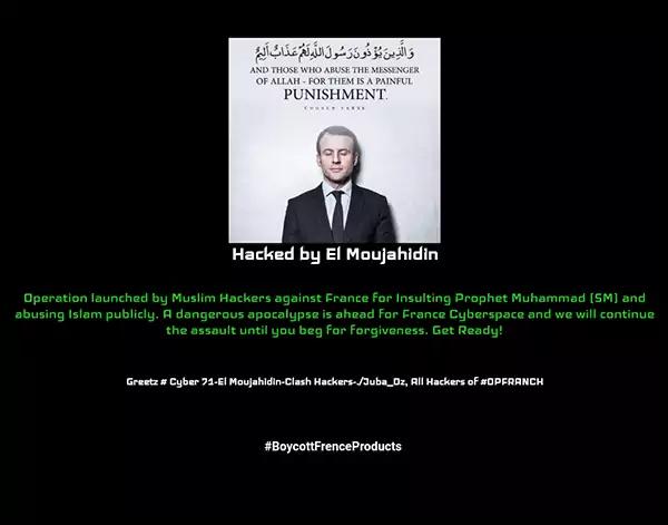 el moujahidin hackers