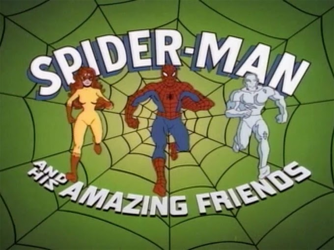 Spider-Man & Amazing Friends