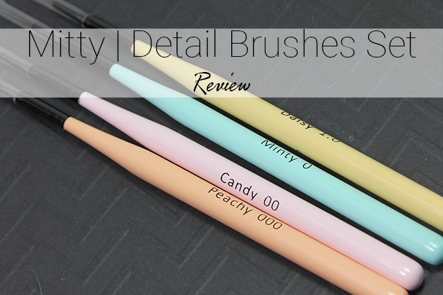 However Finding Decent Fine Brushes For Those Perfect Lines And Nail Art Is Really Hard As Described Mitty Website