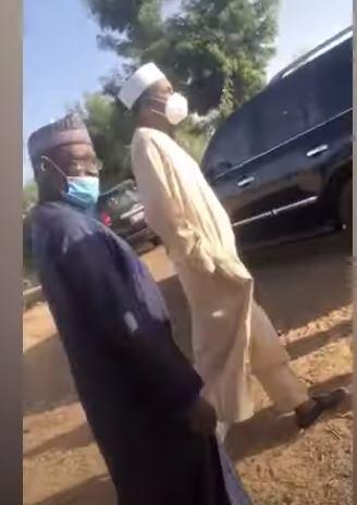Buhari Visits His Cows In Katsina After Refusing To Visit Families Of Kidnapped Kankara Students #Arewapublisize