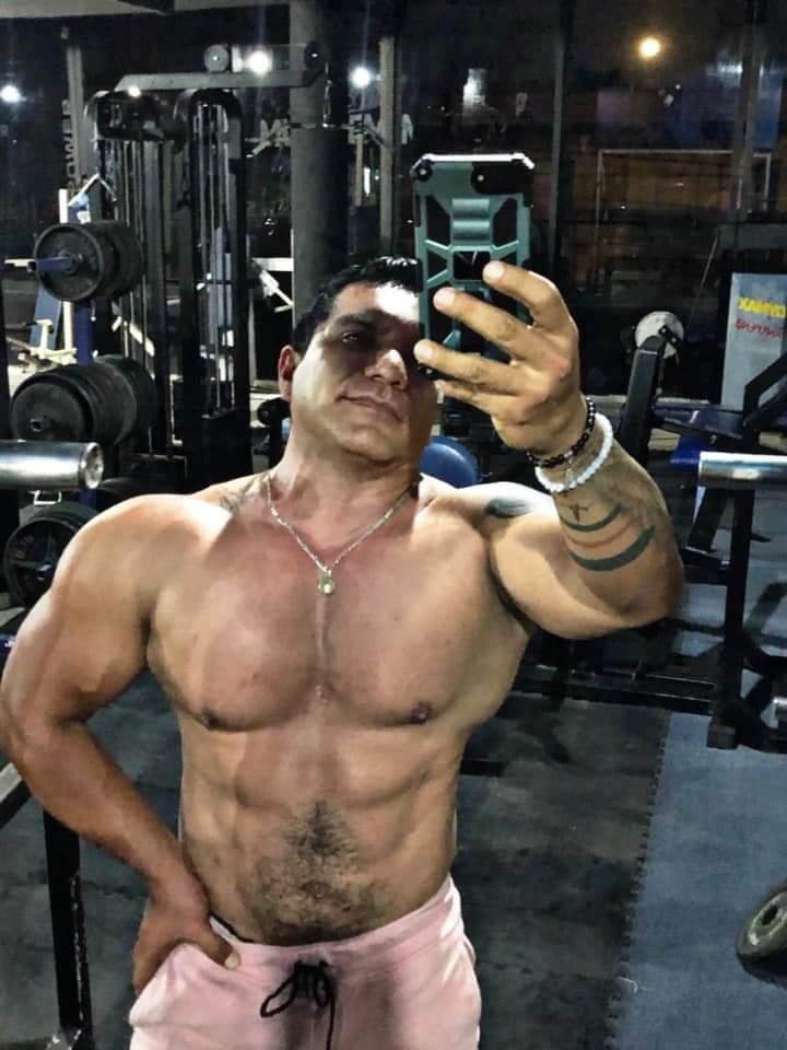 instructor sexy gym