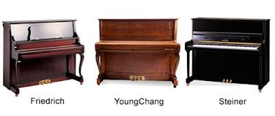 Nên mua đàn piano cũ hay đàn organ mới