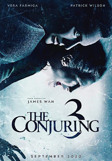 The Conjuring: The Devil Made Me Do It (2021) audio latino