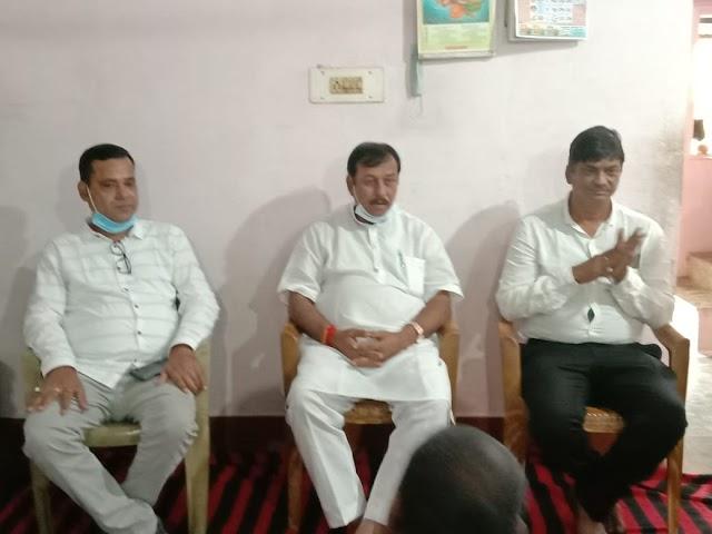 स्थानीय निकाय के चुनाव के लिए जिले में भाजपा की तैयारियां शुरू, सांसद विजय बघेल ने कार्यकर्ताओं से प्रत्येक वार्ड में पार्टी को जीत दिलाने की अपील की