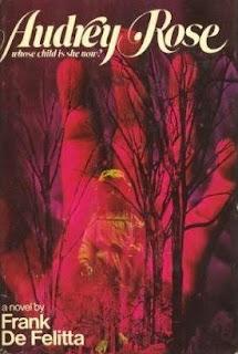 Audrey Rose: Whose child is she now?. Frank De Felitta. Editora G. P. Putnam's Sons. 1975.