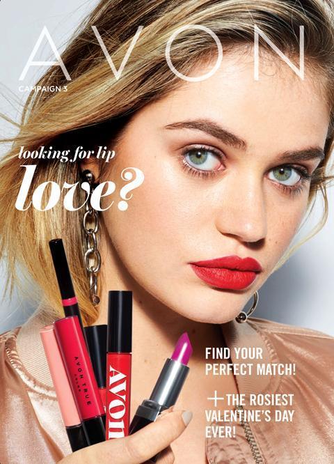 Avon Campaign 3 2020 The Brochure Online - Looking For Lip LOVE?!