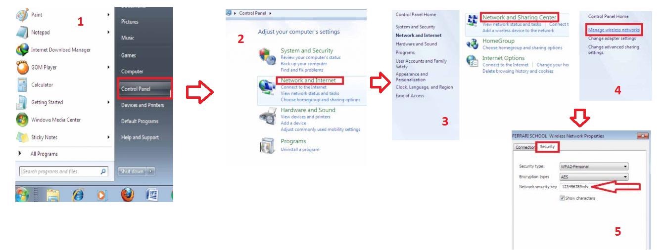 Cara Membobol Password Wifi