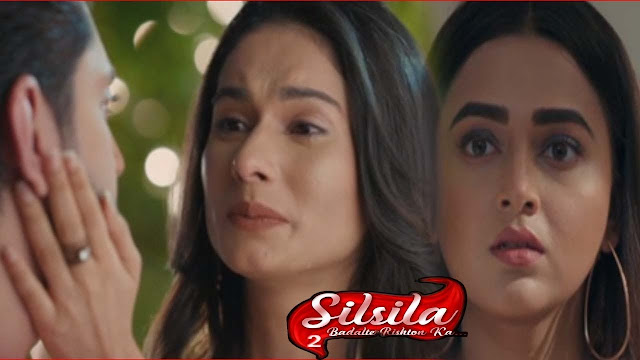 Shocking! Pari shocked Ruhaan unfold true love Mishti in Silsila Badalte Rishton Ka