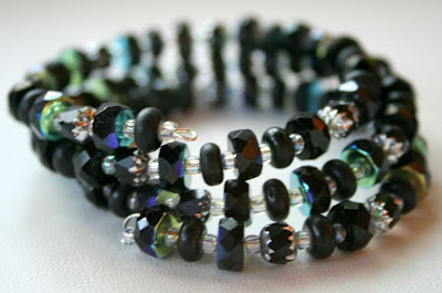 Summer Color Surprise Blog Hop: Bracelet :: All Pretty Things