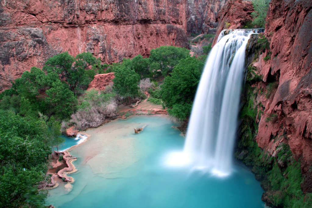 How to see the most stunning American waterfall