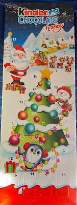 Kinder Advent Calendar 2021