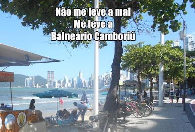 Praias de Balneário Camboriu