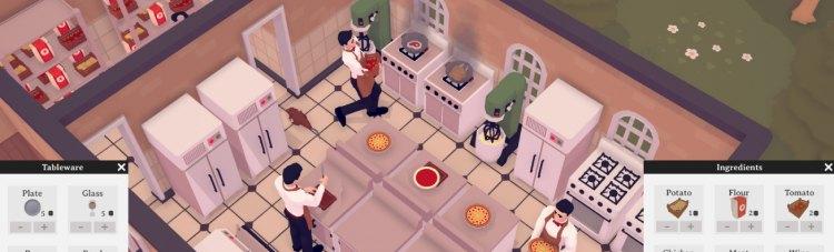 معلومات حول لعبة محاكي المطعم 2021