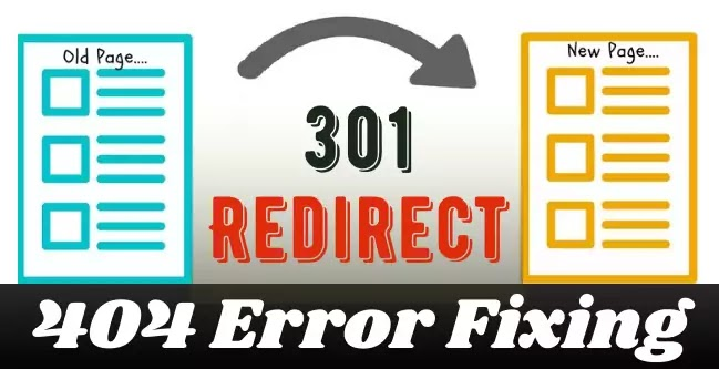 Google Search Console 301 redirects