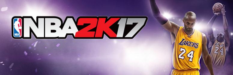 NBA 2K17 Game Info