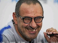 "NewsNow: Maurizio Sarri will be sacked because he refused to play a friendly match in ""Israel"""