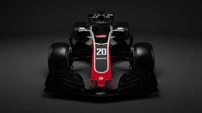 Haas F1 team launched