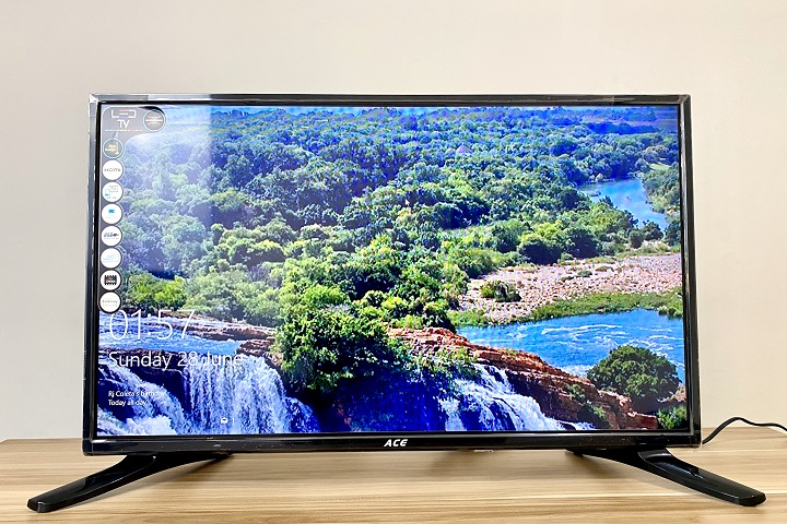 Ace 32-inch Slim LED TV (LED-808 DN4) Quick Review: Quality LED TV in a Budget