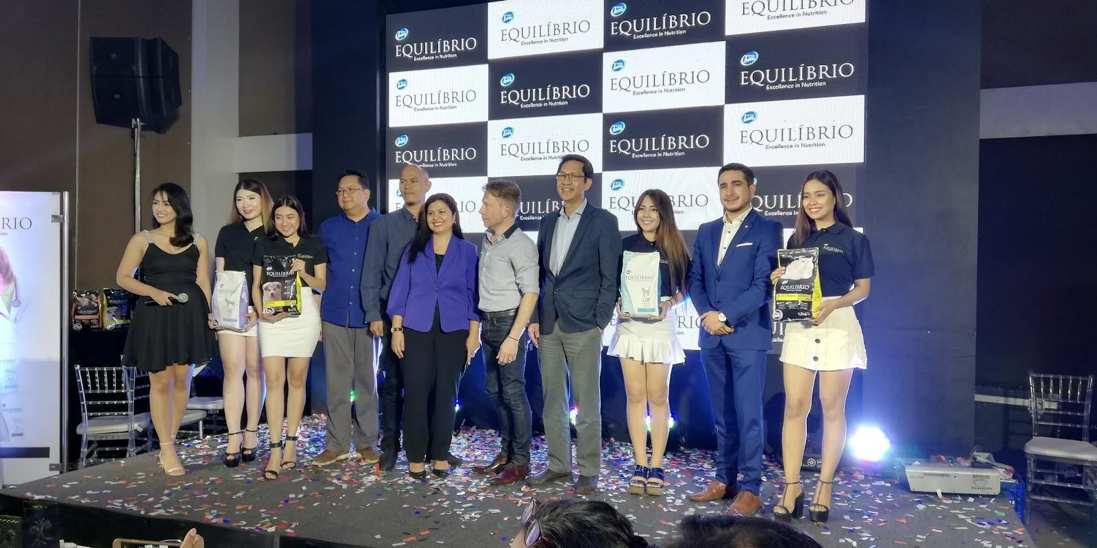 Equilibrio Launches New Line Of Super Premium Cat Dog Food In The Philippines Blog Ph Com Philippine Lifestyle News