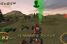 Smuggler's Run PS2 ISO