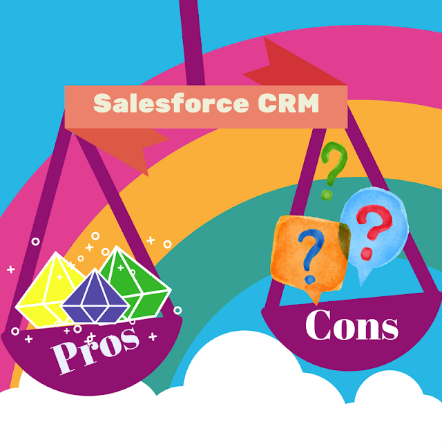 Salesforce: Pros and Cons of choosing CRM for a Successful Business