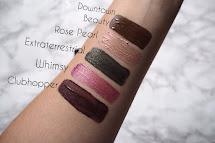 Nyx Haul Lip Glosses & Eye Creams - Upyourvlog