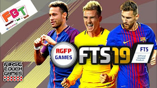 Download First Touch Soccer (FTS) 2019 Apkmod + Obb