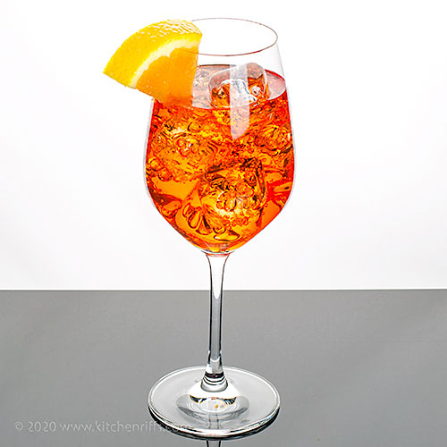 The Aperol Spritz Cocktail