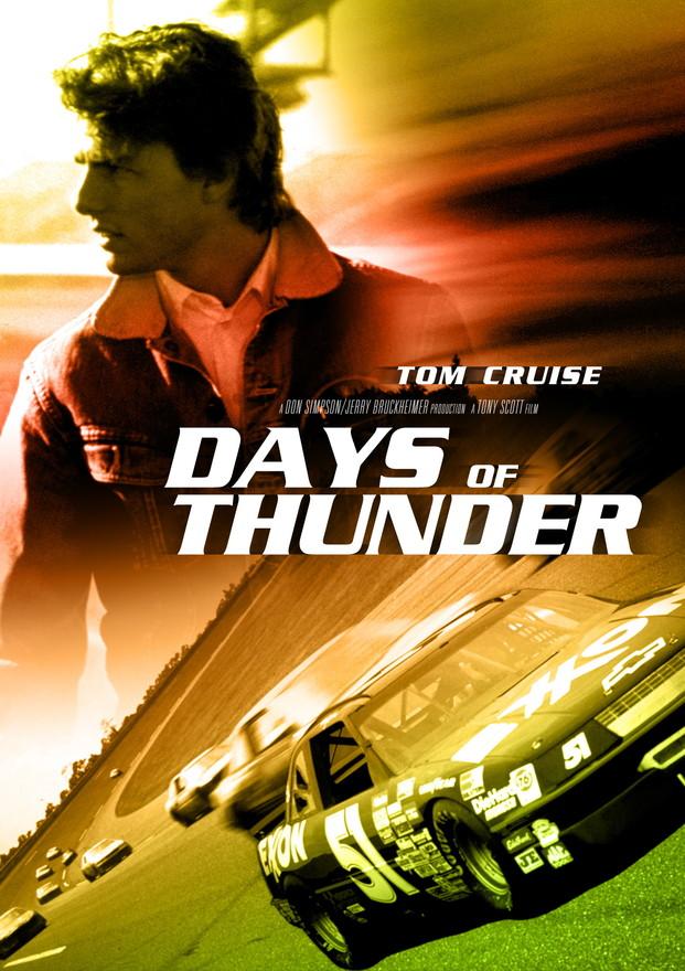 Days Of Thunder ซิ่งสายฟ้า [HD][พากย์ไทย]