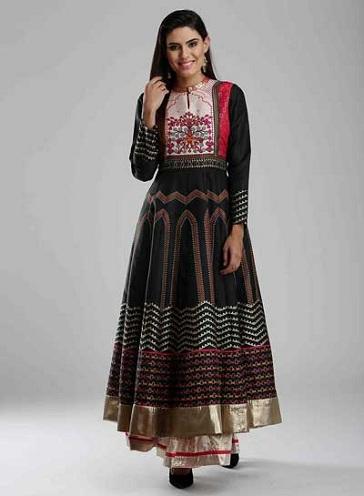 Mughal Gown Kurti