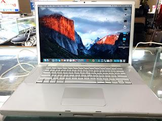 """MacBook Pro A1260 Core2 Duo 2.5GHz 15"""" RAM 4GB HDD 128GB MacBook Pro 33"""